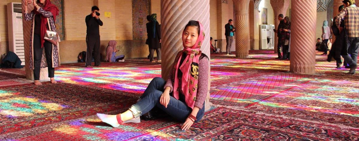 Shiraz: Nightingales &Roses
