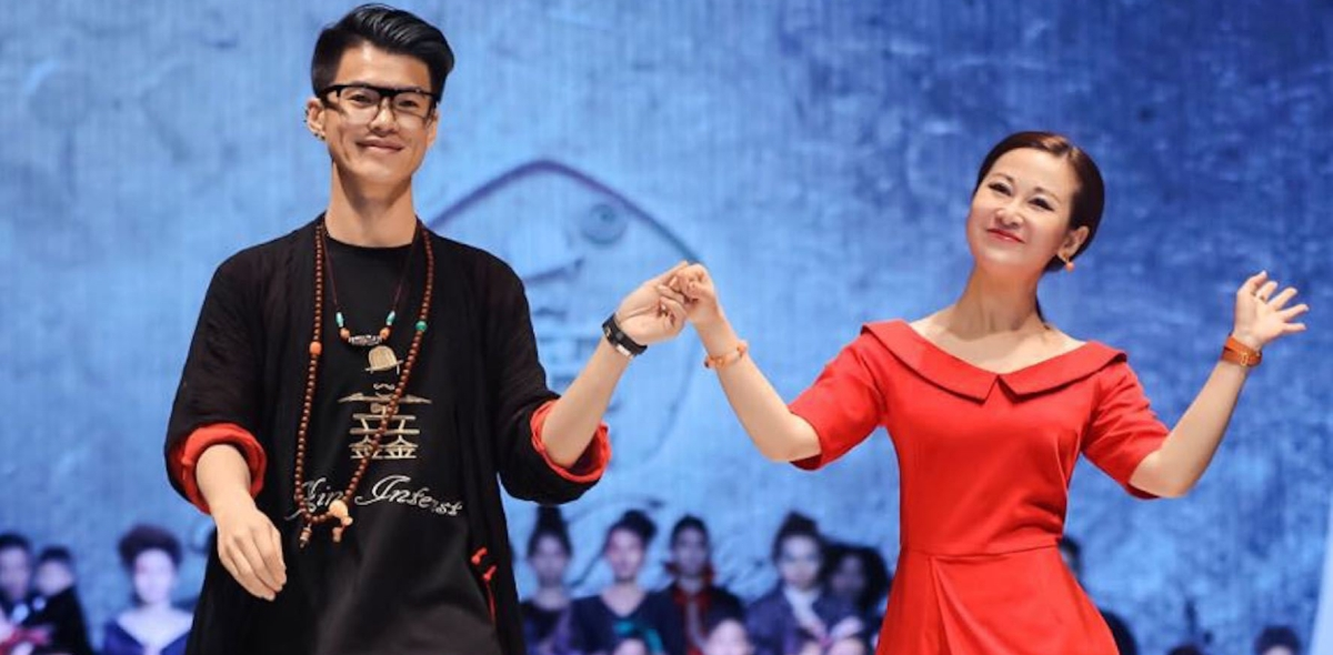 Dongbei Designer Talks Philosophy, Cool Couture at Shenzhen Fashion Week