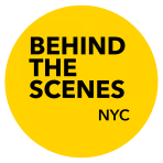 Behind the Scenes NYC Logo